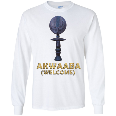 AKWAABA [WELCOME] LS (various colors)
