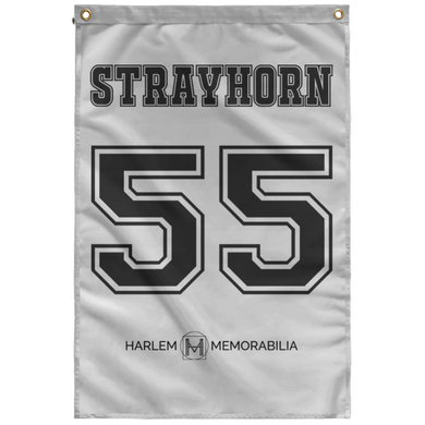 STRAYHORN 55 Wall Flag (various colors)