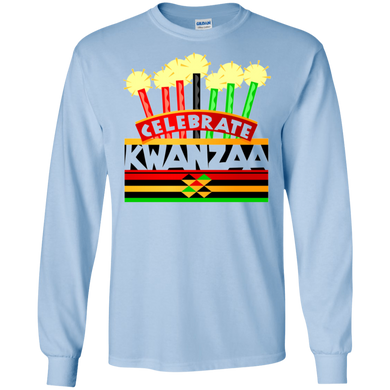 CELEBRATE KWANZAA LS (various colors)