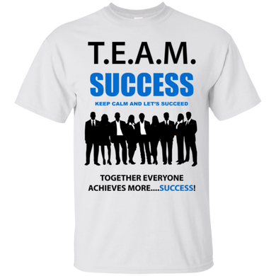 T.E.A.M. SUCCESS [LET'S SUCCEED] (various colors)