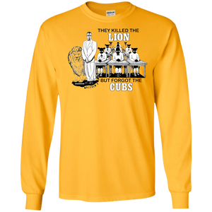 MALCOLM X - LION AND CUBS LS (various colors)