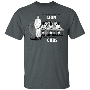MALCOLM X - LION AND CUBS (various colors)