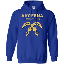 AKOFENA [SECURITY] Pullover Hoodie 8 oz. (various colors)
