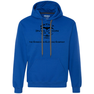 ARTIST EVOLUTION [CCC] Heavyweight Pullover Fleece Sweatshirt (various colors)