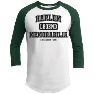 HARLEM MEMORABILIA - DR. CLARKE 1 Sporty T-Shirt [2 Sided] (various colors)