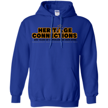 HERITAGE CONNECTIONS Pullover Hoodie 8 oz. [various colors]