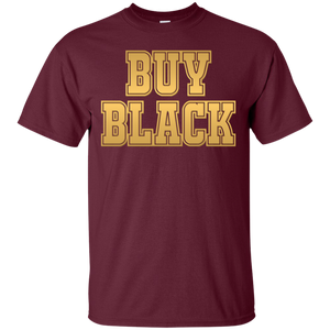 BUY BLACK [GOLD] (various colors)