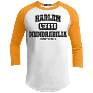 HARLEM MEMORABILIA - PROF. SMALL 22 Sporty T-Shirt [2 Sided] (various colors)