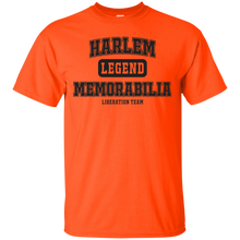 HARLEM MEMORABILIA - MALCOLM X 19 [2 Sided] (various colors)