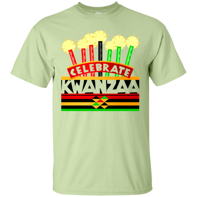 CELEBRATE KWANZAA (various colors)