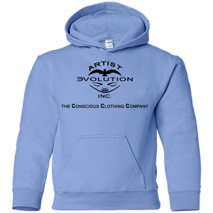 ARTIST EVOLUTION [CCC] Youth Pullover Hoodie (various colors)