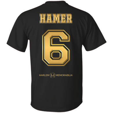 HARLEM MEMORABILIA [GOLD] - HAMER 6 [2 Sided]