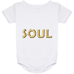 SOUL [GOLD] Baby Onesie 24 Month