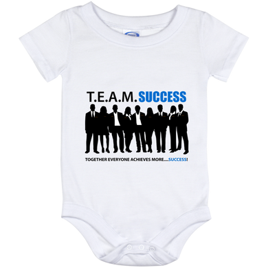 T.E.A.M. SUCCESS Baby Onesie 12 Month