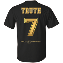 HARLEM MEMORABILIA [GOLD] - TRUTH 7 [2 Sided]