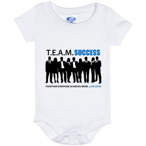 T.E.A.M. SUCCESS Baby Onesie 6 Month