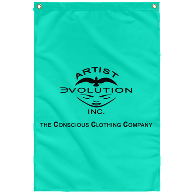ARTIST EVOLUTION [CCC] Wall Flag (various colors)