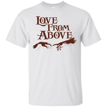 LOVE FROM ABOVE [BROWN]  (various colors)
