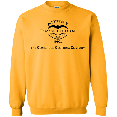 ARTIST EVOLUTION [CCC]  Sweatshirt  8 oz. (various colors)