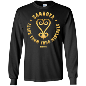 SANKOFA - LEARN FROM YOUR MISTAKES [LS]
