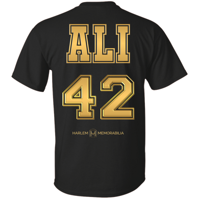 HARLEM MEMORABILIA [GOLD] - ALI 42 [2 Sided]