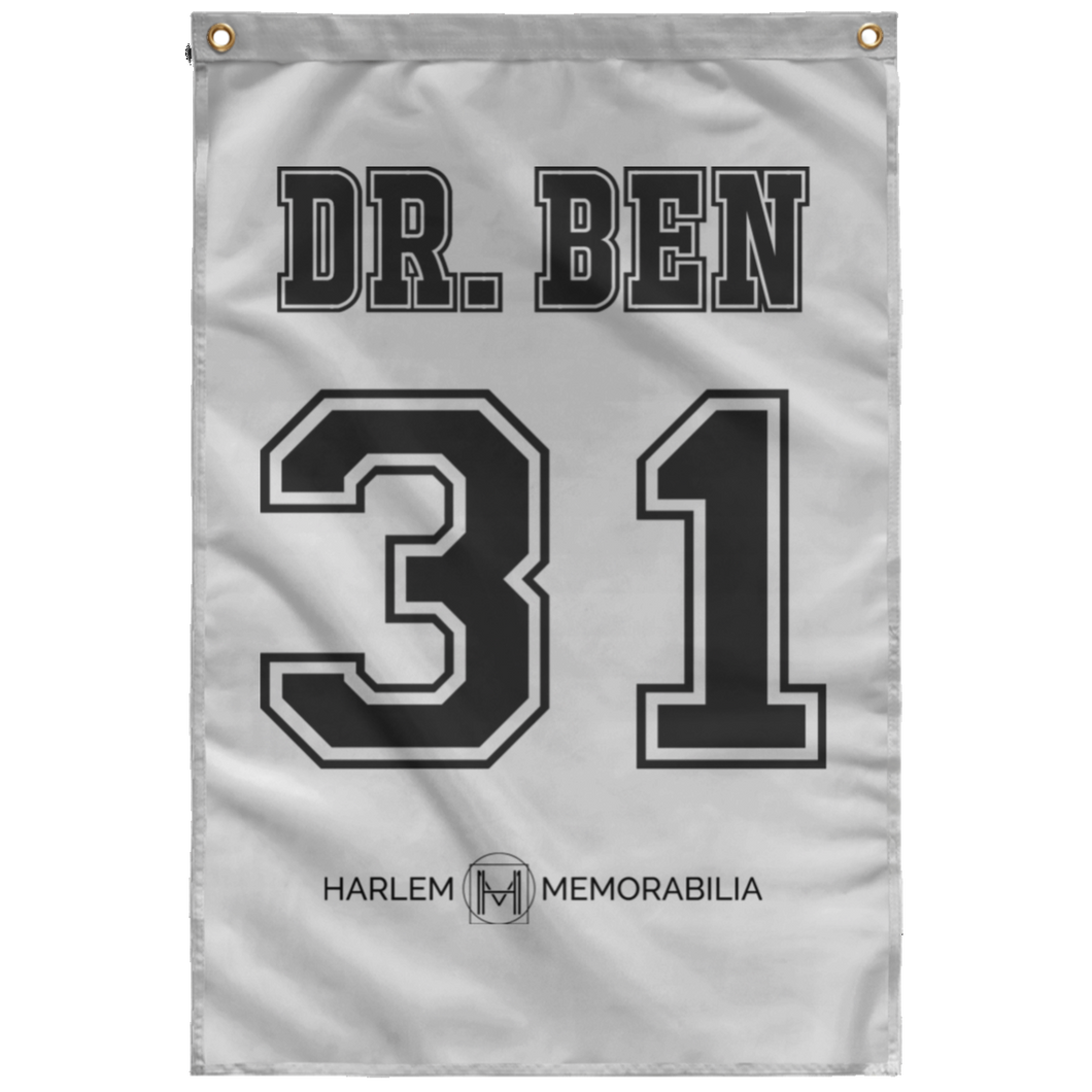 DR. BEN 31 Wall Flag (various colors)