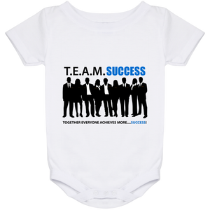 T.E.A.M. SUCCESS Baby Onesie 24 Month