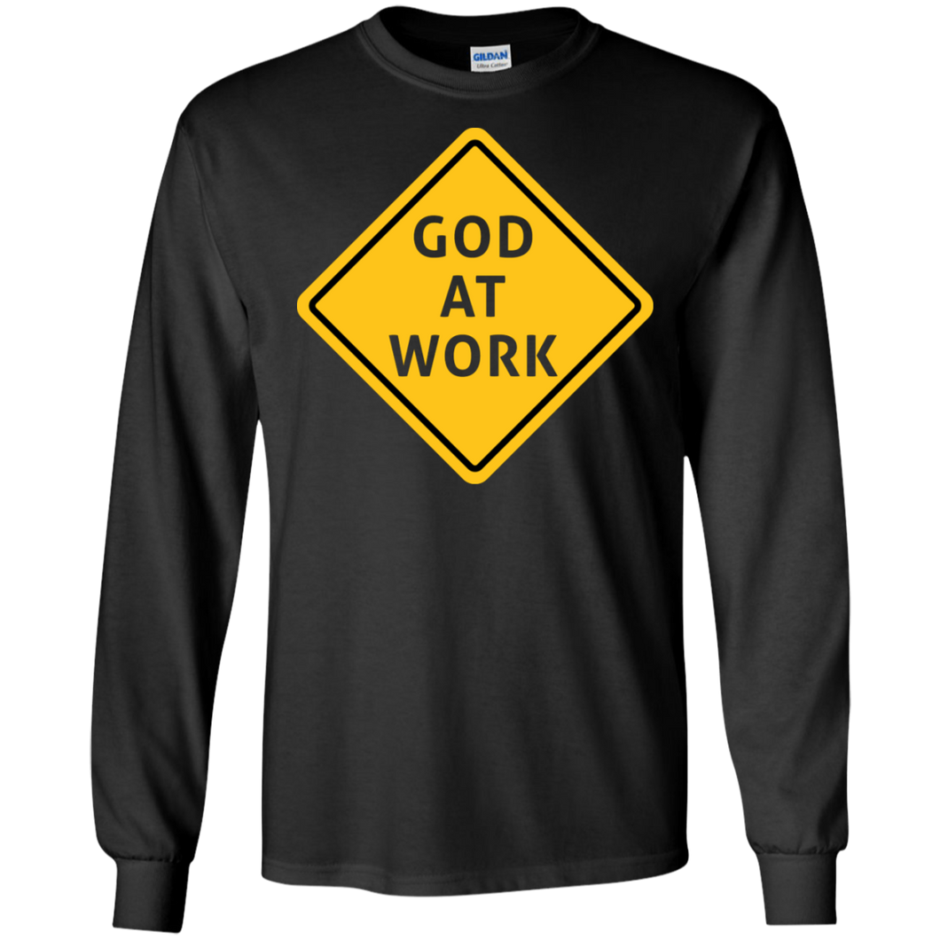 GOD AT WORK LS
