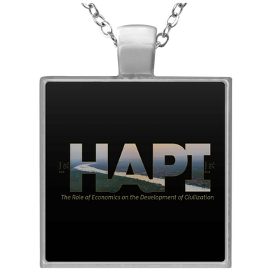 HAPI Square Necklace
