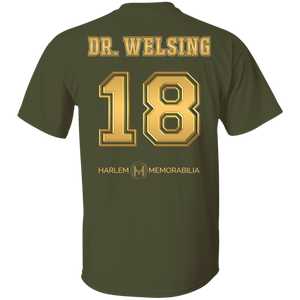 DR. WELSING 18 [Dr. Frances Cress Welsing] LEGEND (various colors)