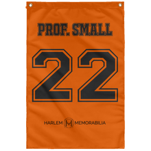 PROF. SMALL 22 Wall Flag (various colors)