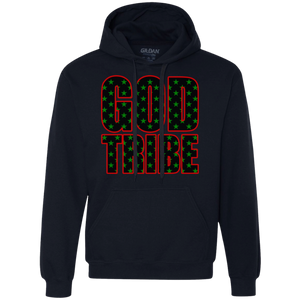 GOD TRIBE Heavyweight Pullover Fleece Sweatshirt (various colors)