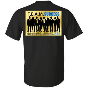BE YOUR OWN BOSS-T.E.A.M. SUCCESS [2 Sided] (various colors)