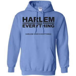 HARLEM OVER EVERYTHING Pullover Hoodie 8 oz. (various colors)
