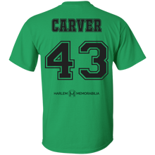 HARLEM MEMORABILIA - CARVER 43 [2 Sided] (various colors)