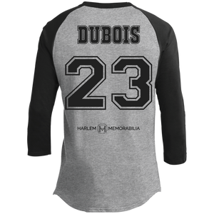 HARLEM MEMORABILIA - DUBOIS 23 Sporty T-Shirt [2 Sided] (various colors)