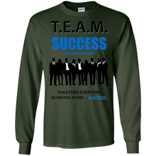 T.E.A.M. SUCCESS [YOU ARE LIMITLESS] LS (various colors)