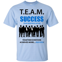 T.E.A.M. SUCCESS [YOUR GREATNESS WITHIN] (various colors)