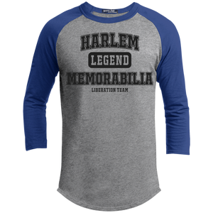 HARLEM MEMORABILIA - DIOP 86 Sporty T-Shirt [2 Sided] (various colors)