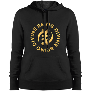 DIVINE BEING BEING DIVINE Sport-Tek Ladies' Pullover Hooded Sweatshirt