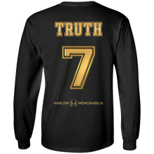 HARLEM MEMORABILIA LS [GOLD] - TRUTH 7 [2 Sided]