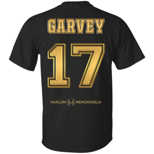 HARLEM MEMORABILIA [GOLD] - GARVEY 17 [2 Sided]