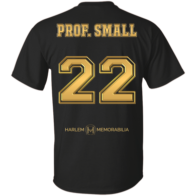 HARLEM MEMORABILIA [GOLD] - PROF. SMALL 22 [2 Sided]