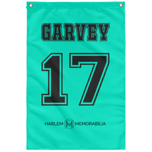 GARVEY 17 Wall Flag (various colors)