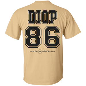 HARLEM MEMORABILIA - DIOP 86 [2 Sided] (various colors)