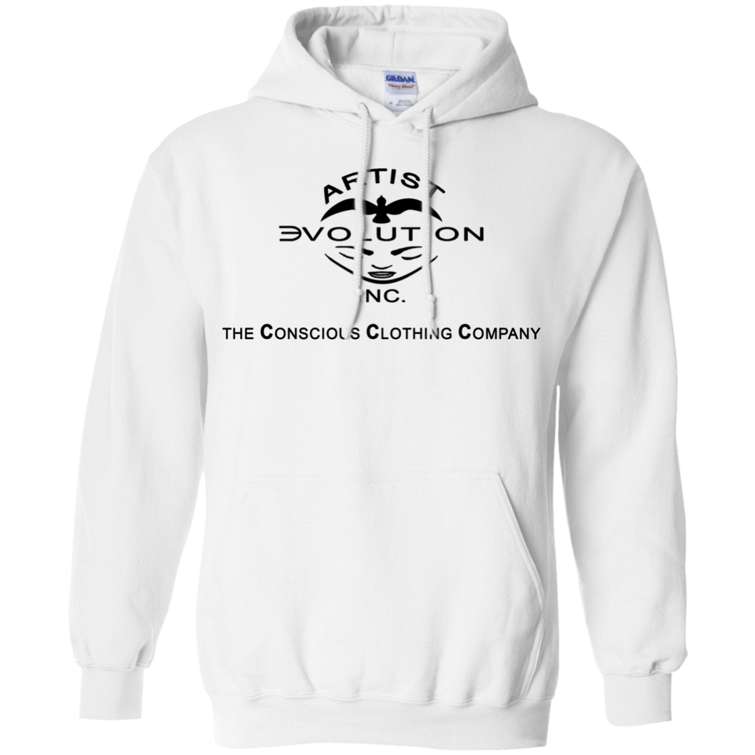 ARTIST EVOLUTION [CCC] Pullover Hoodie 8 oz. (various colors)