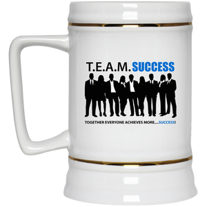 T.E.A.M. SUCCESS 22oz. Mega Mug