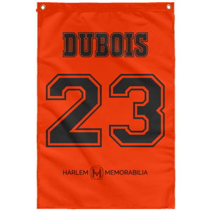 DUBOIS 23 Wall Flag (various colors)