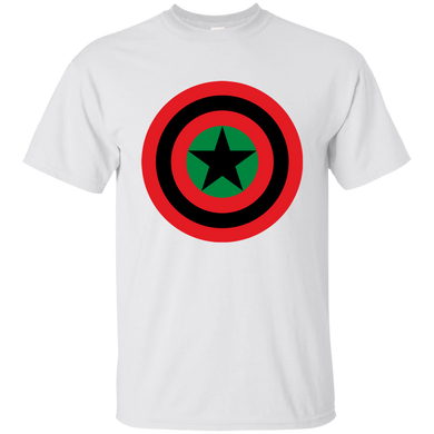 BLACK STAR SHIELD