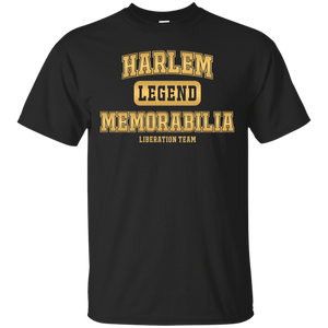 HARLEM MEMORABILIA [GOLD] - CARVER 43 [2 Sided]